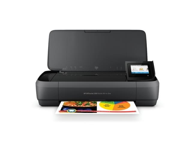 Tiskalnik OFFICEJET 252 MOBILE AIO HP