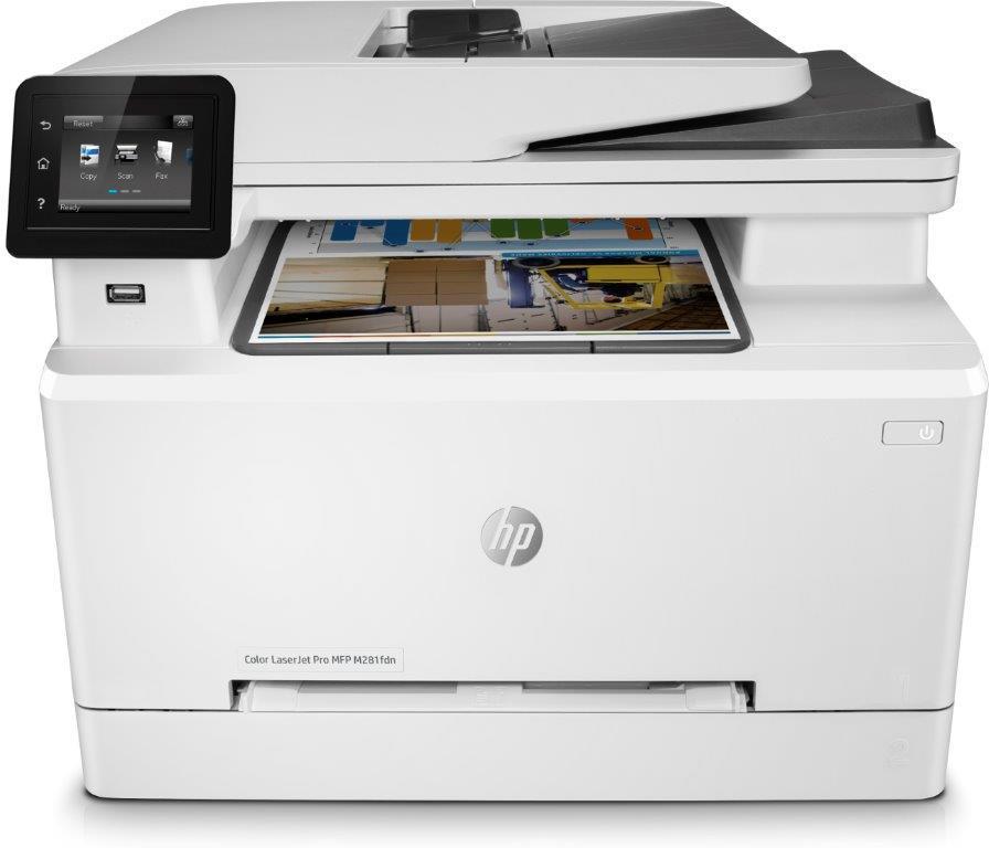 Tiskalnik COLOR LASERJET PRO MFP M281FDN HP