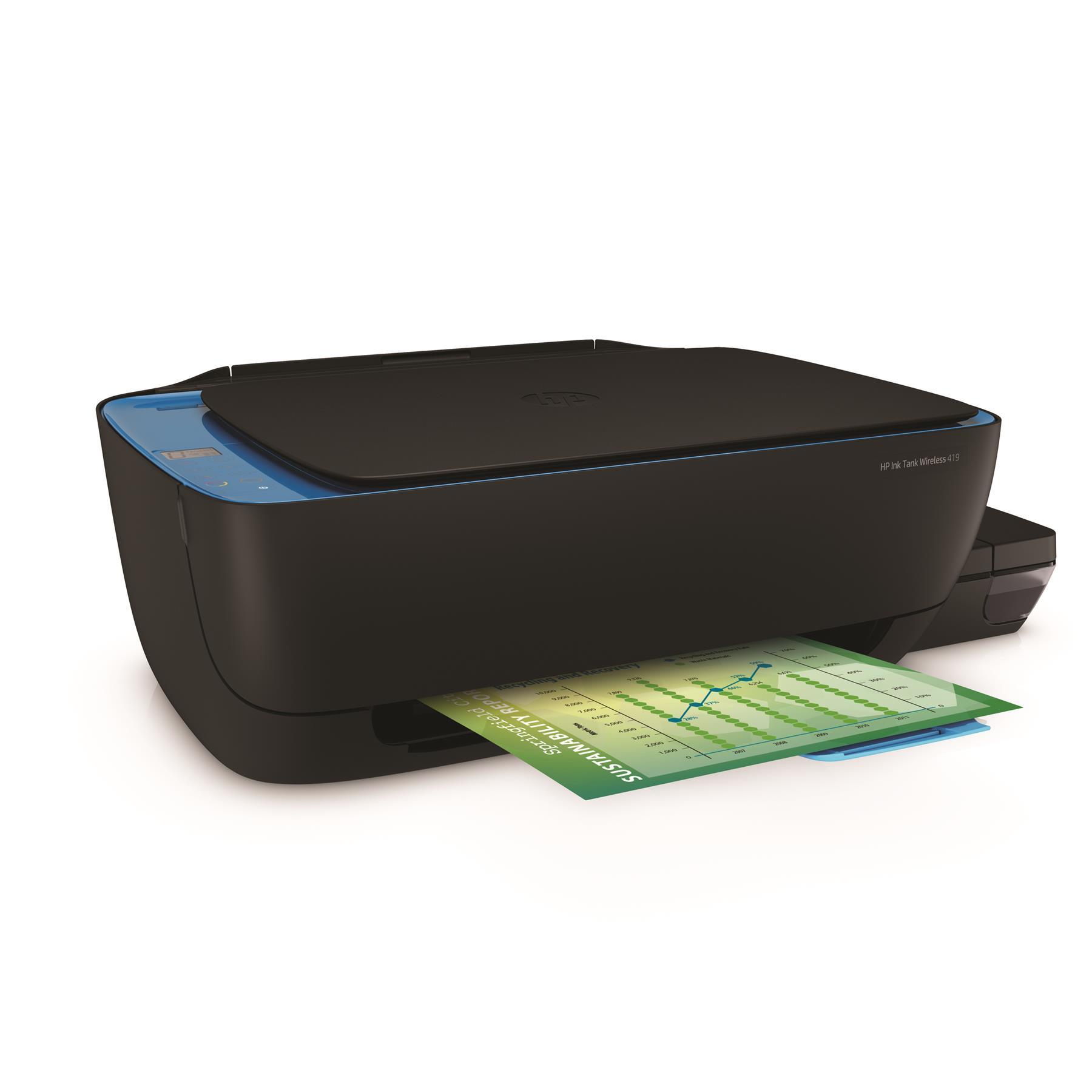 Tiskalnik INK TANK WL 419 AIO PR HP