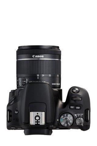 Fotoaparat EOS200D 18-55IS STM ČRN