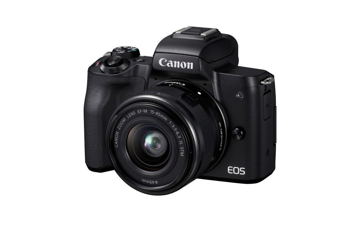 Sistemski fotoaparat EOS M50 15-45 FOTOAPARAT CANON