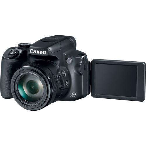 Fotoaparat SX70HS FOTOAPARAT CANON