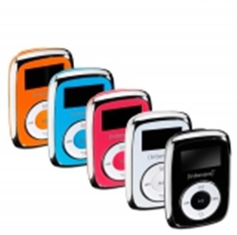 MP4 predvajalnik MP3 PREDVAJALNIK 8GB ČRN MUSIC MOVER INTENSO