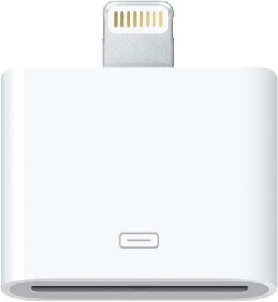 Dodatek za tablični računalnik APPLE LIGHTNING TO 30-PIN APPLE