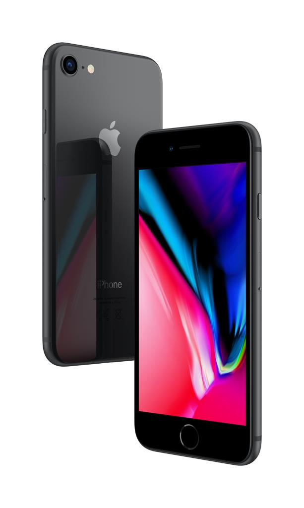 GSM APPLE IPHONE 8 64GB SPACE GREY