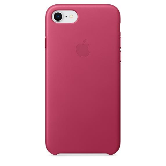 Torbice in ovitki IPHONE 8/7 LEATHER CASE APPLE PINK FUCHSIA