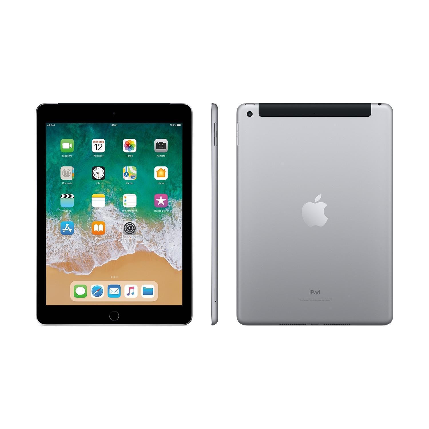Tablični računalnik IPAD 6 CELLULAR 32GB SG APPLE SPACE GREY