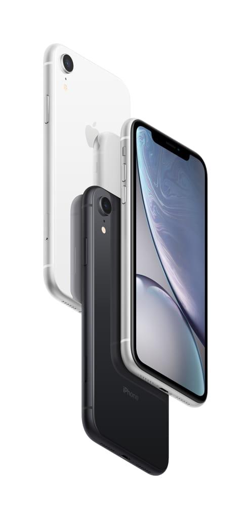 Pametni GSM telefon APPLE IPHONE XR 64GB WHITE