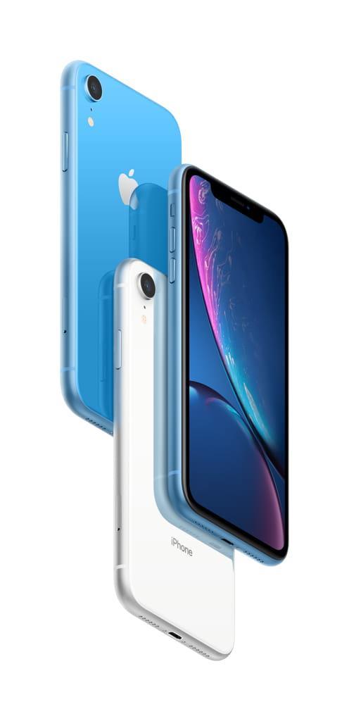 Pametni GSM telefon APPLE IPHONE XR 128GB BLUE