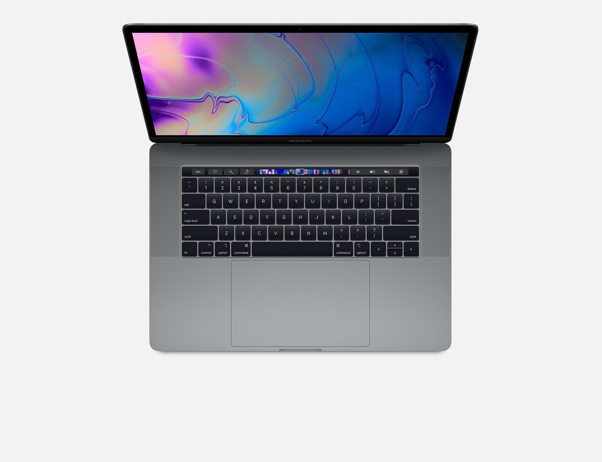Prenosni računalnik MACBOOK PRO15TB/6C I7 2.6 GHZ/16/256/PRO555X/CRO/SG