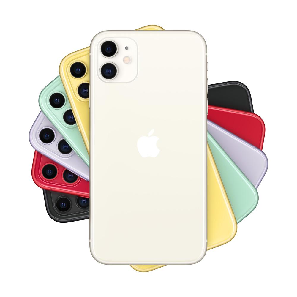 Pametni GSM telefon APPLE IPHONE 11 128GB WHITE