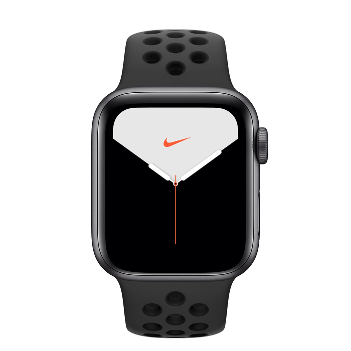 Pametna ura WATCH NIKE SERIES 5 40MM SPACEGREY ANTH/BLACK BAND