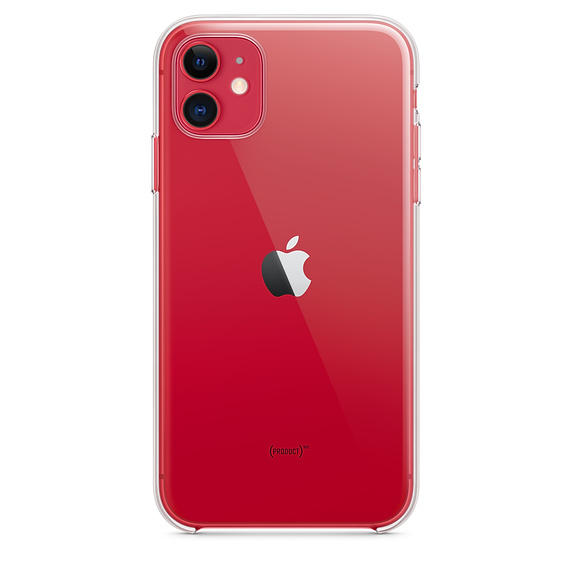 Torbice in ovitki APPLE IPHONE 11 CLEAR CASE