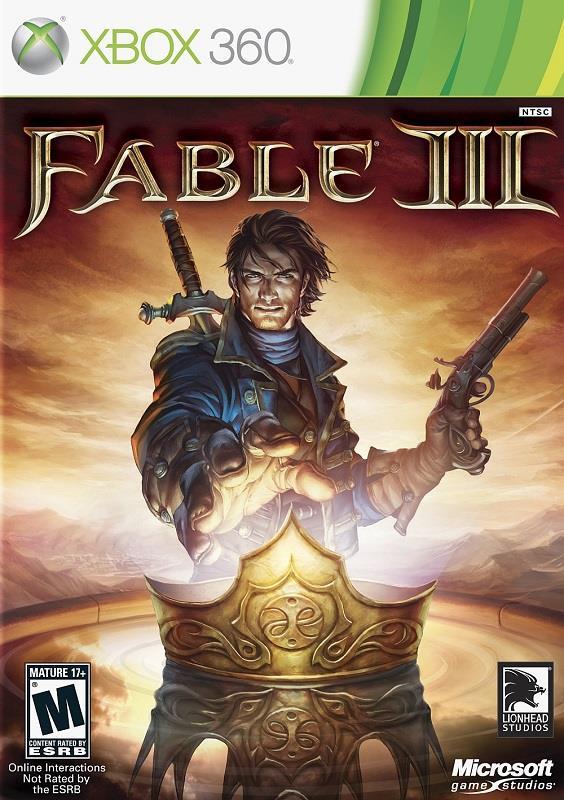 Igra FABLE III XBOX