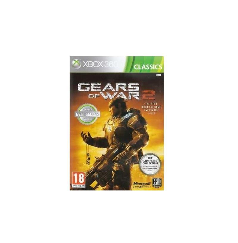 Igra GEARS OF WAR 2 CLASSICS XBOX 360