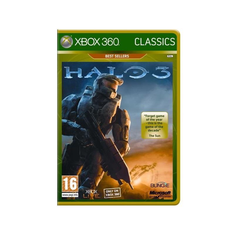 Igra HALO 3 CLASSICS XBOX 360