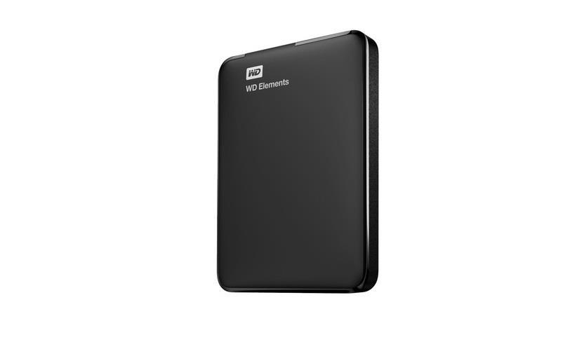 Zunanji trdi diski ELEMENTS 750GB WD