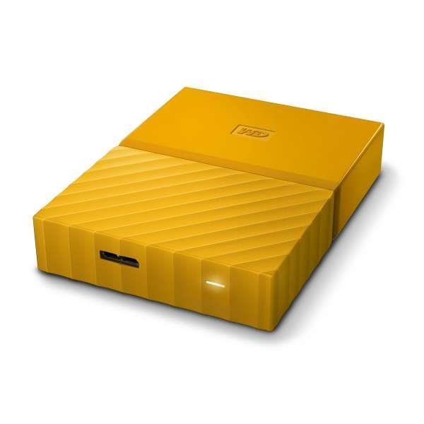 Zunanji trdi diski MY PASSPORT RUMEN 4TB WD