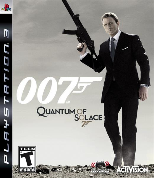 Igra JAMES BOND QUANTUM OF SOL PS3 IGRA