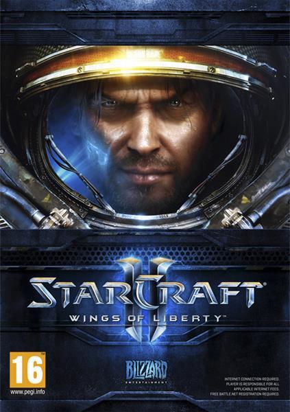 Igra STARCRAFT 2 PC