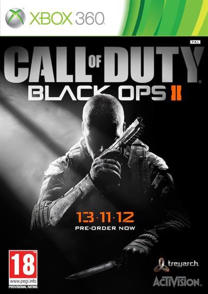Igra CALL OF DUTY BLACK OPS II XBOX 360