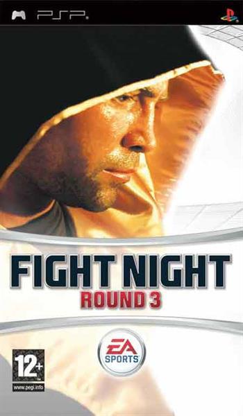 Igra FIGHT NIGHT 3 PSP IGRA