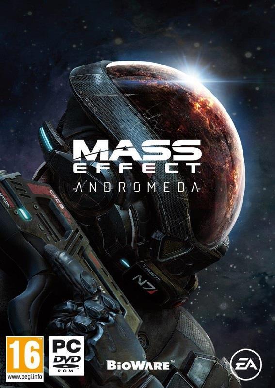 Igra MASS EFFECT ANDROMEDA PC