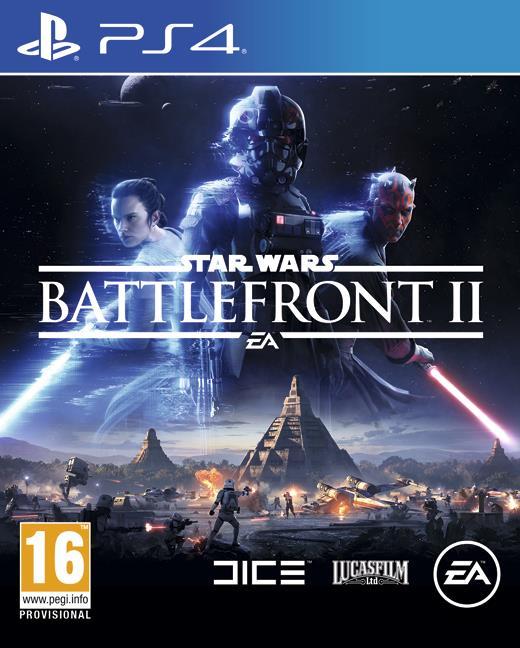 Igra STAR WARS BATTLEFRONT II STANDARD EDITION PS4