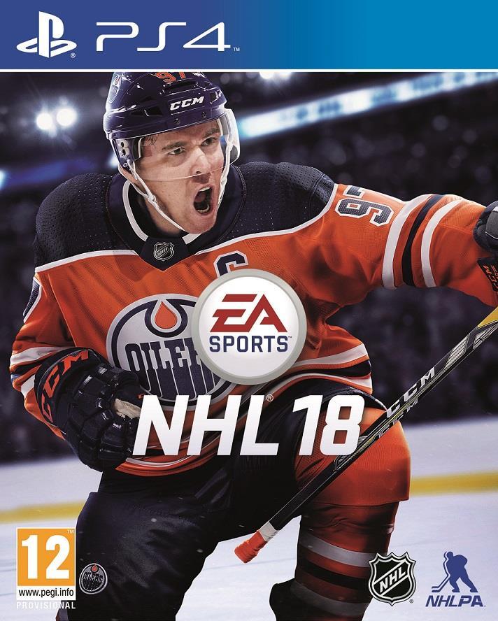 Igra NHL 18 PS4