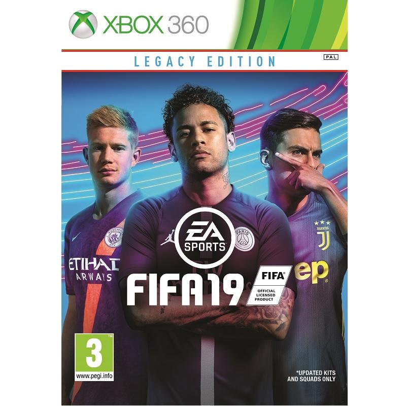 Igra FIFA 19 XBOX360