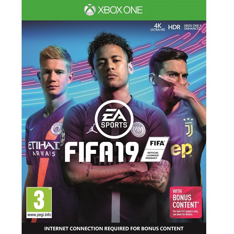 Igra FIFA 19 XBOX ONE