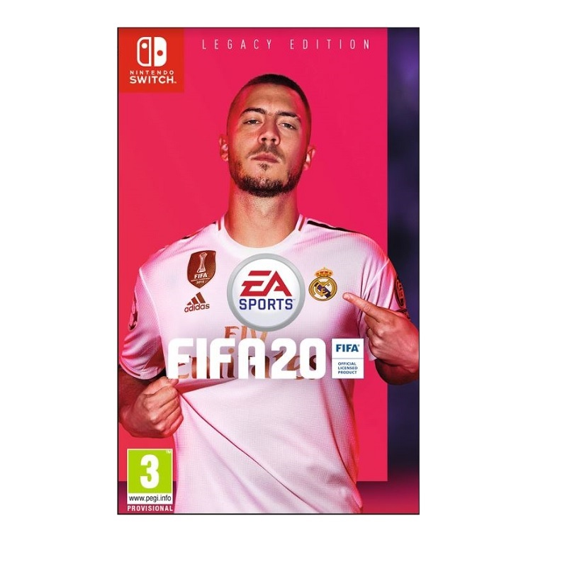 Igra FIFA 20 NINTENDO SWITCH