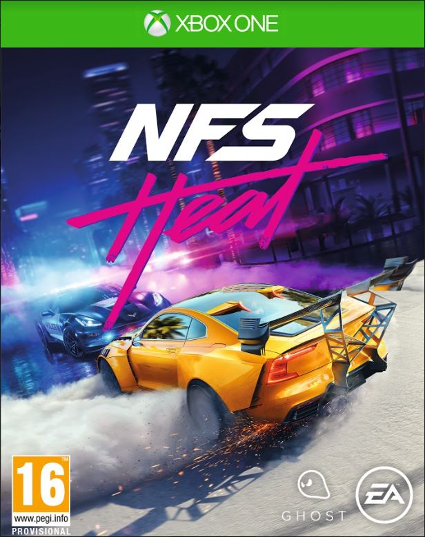 Igra NEED FOR SPEED HEAT XBOX ONE