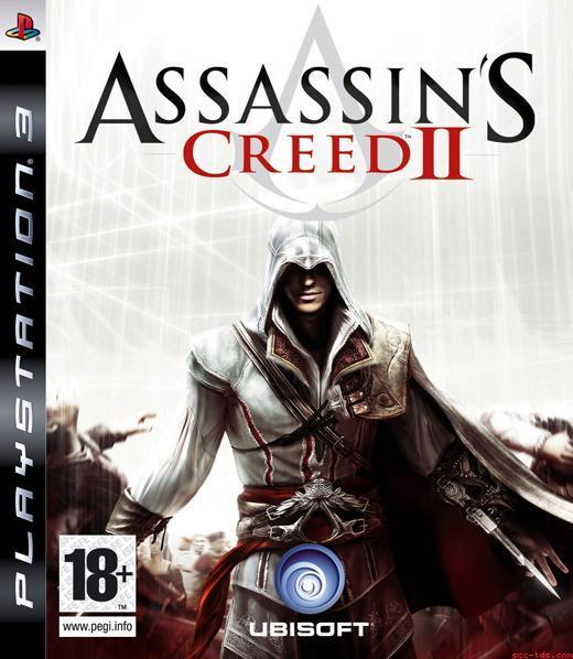 Igra ASSASSINS CREED 2 PS3