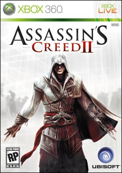 Igra ASSASSINS CREED 2 XBOX 360