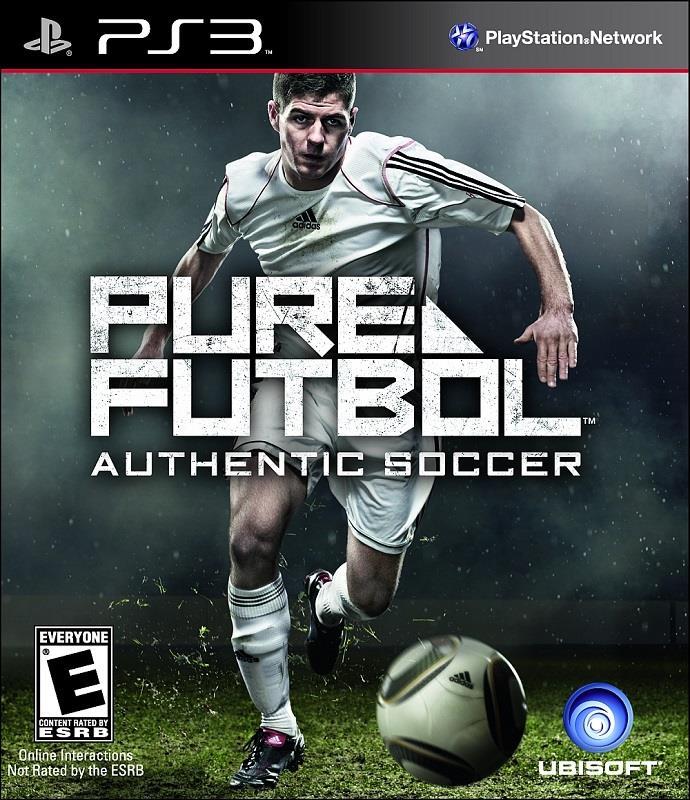 Igra PURE FOOTBALL PS3