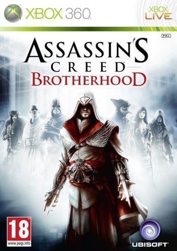 Igra ASSASSIN'S CREED BROTHERH XBOX