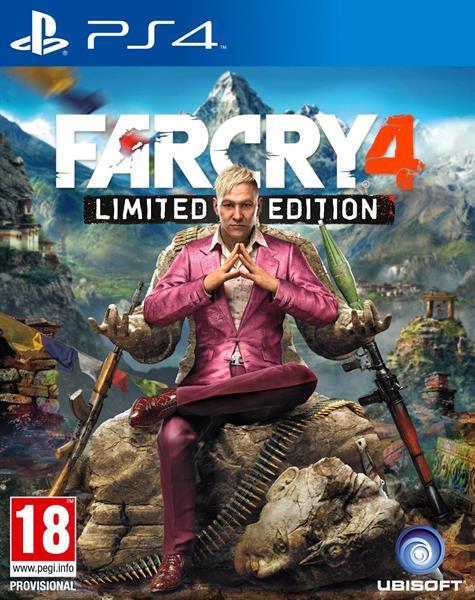 Igra FAR CRY 4 LIMITED ED PS4