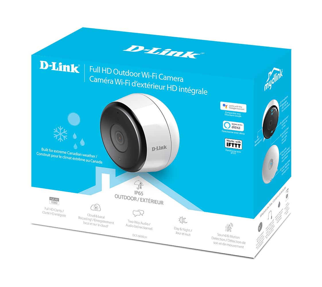 DCS-8600LH/E IP FULL HD D-LINK