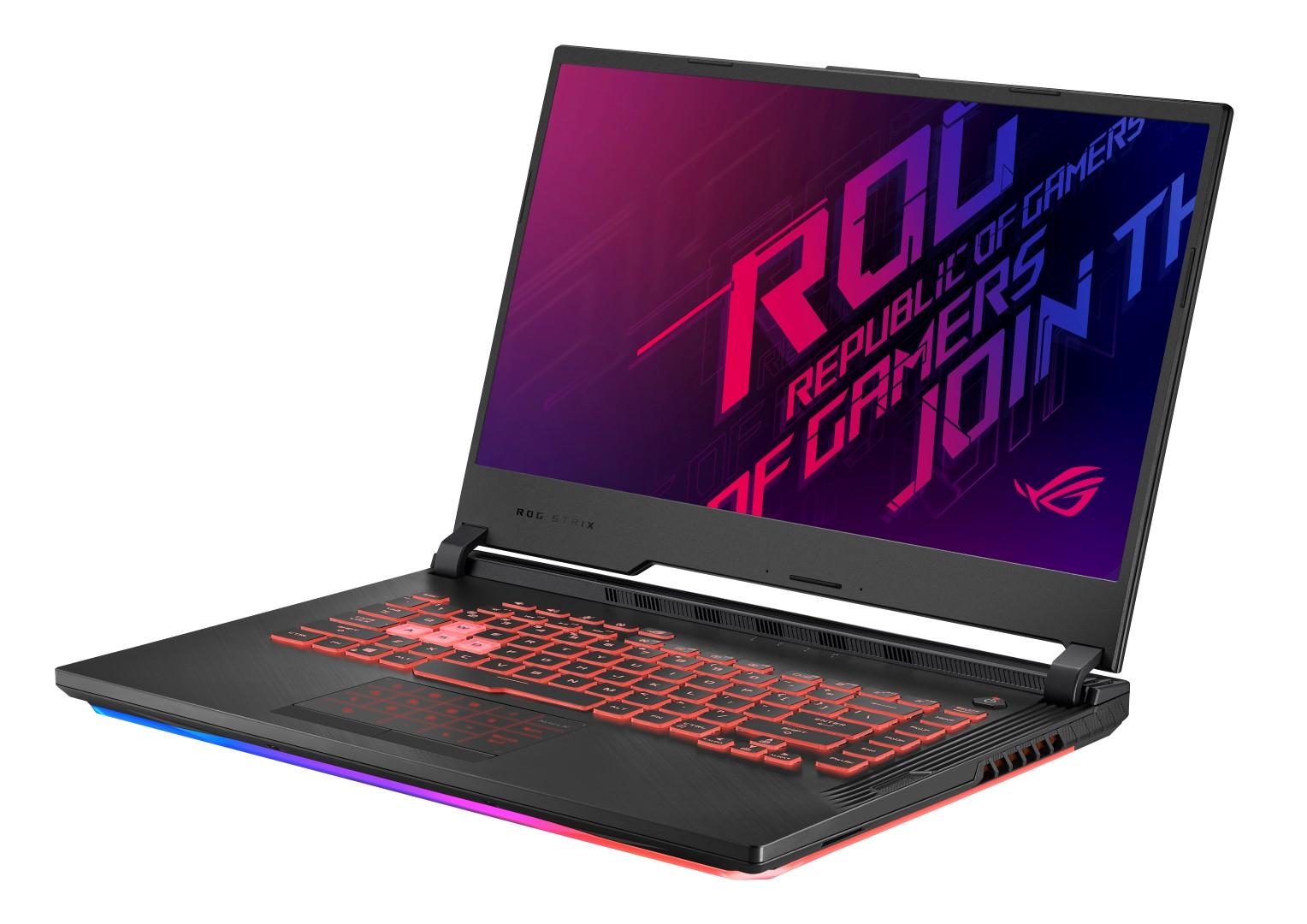 Prenosni računalnik ROG STRIX G G531GU-AL012T I7/16/512/15
