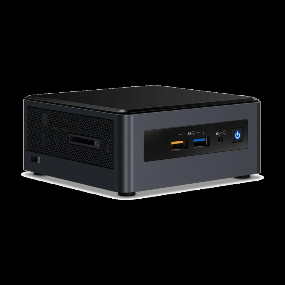 Namizni računalnik INTEL NUC MINI RAčUNALNIK - I3