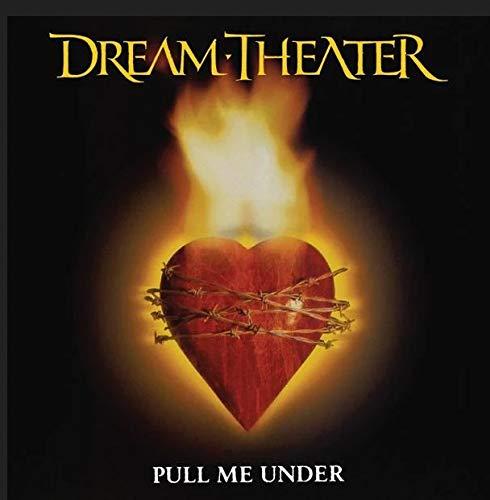 Lp plošča DREAM THEATER - LPS/PULL ME UNDER (TRANS.YELLOW V)