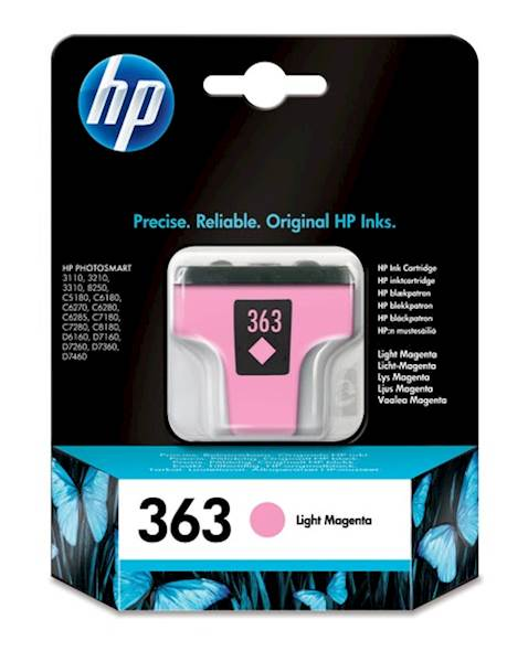 Toner/črnilo HP363 C8775 LIGHT MAGENTA HP