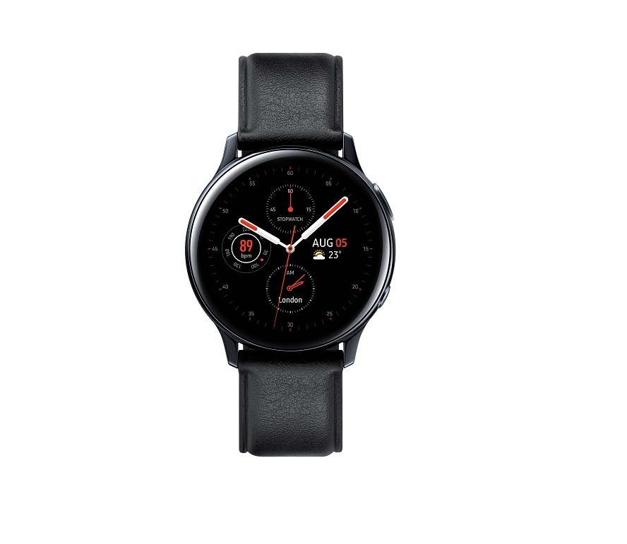 Pametna ura WATCH ACTIVE 2 44MM BLACK SAMSUNG STEEL