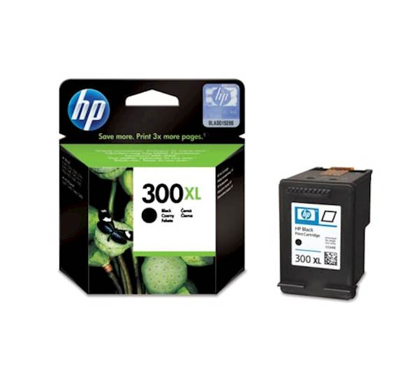 Toner/črnilo HP300XL BK CC641EE HP