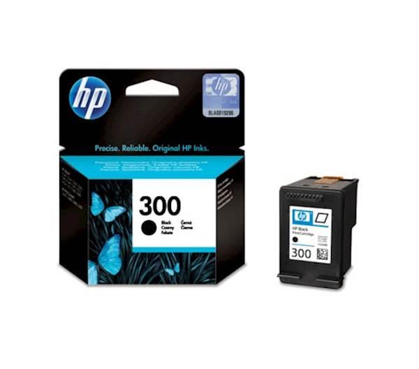 Toner/črnilo HP300 BK CC640EE HP
