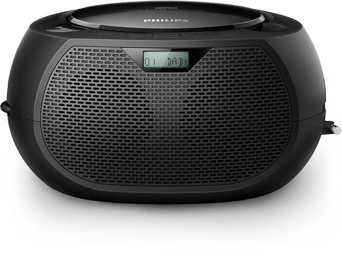 Prenosni radio AZ215B PRENOSNI RADIO PHILIPS