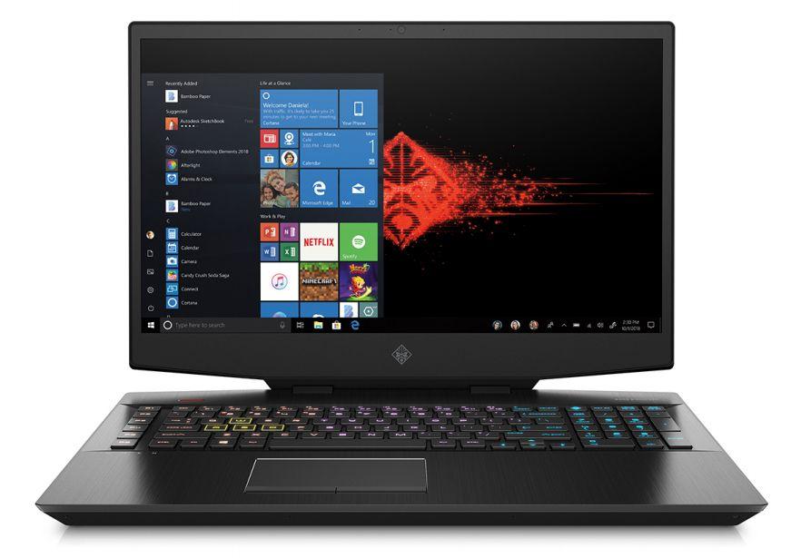 Prenosni računalnik HP OMEN 17-CB0018NM I5-9300H 8GB/512,WIN10