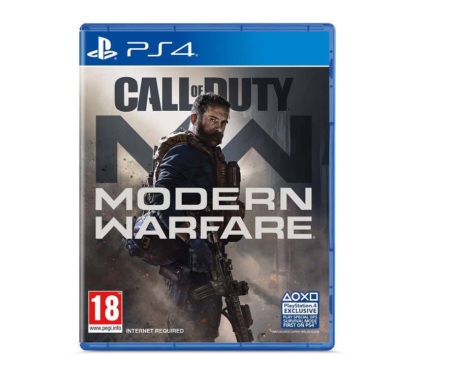 Igra CALL OF DUTY: MODERN WARFARE PS4
